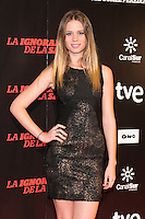 "Arancha Marti attends ""La Ignorancia de la Sangre"" Premiere at Capitol Cinema in Madrid, Spain. November 13, 2014. (ALTERPHOTOS/Carlos Dafonte) /NortePhoto nortephoto@gmail.com"