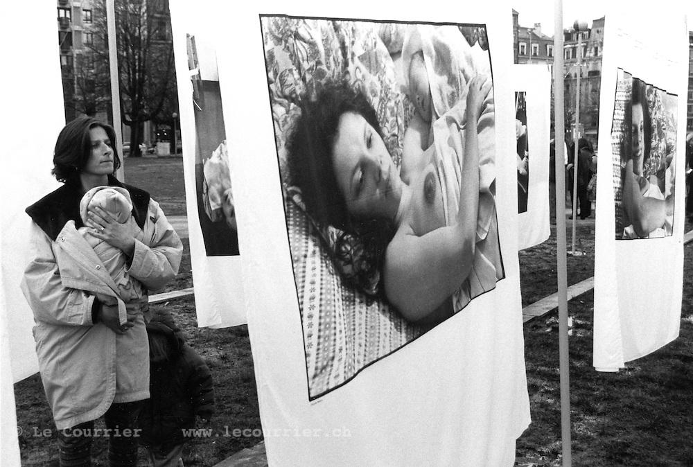 Genève, 1995..© Interfoto