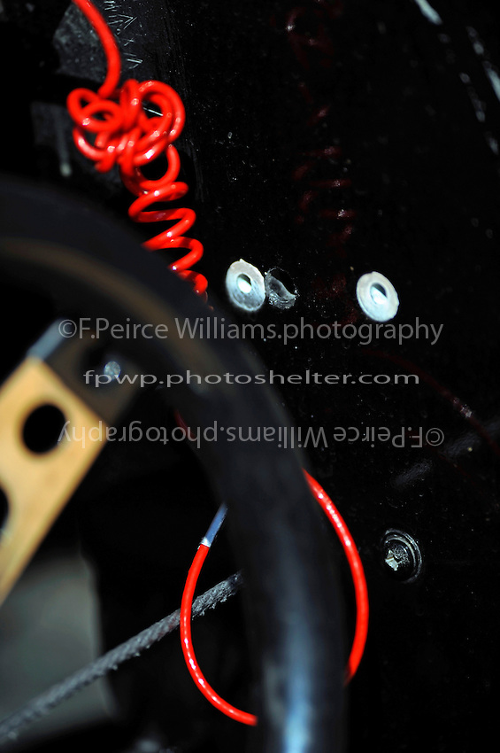 Kill switch lanyard....Stock  Outboard Winter Nationals, Ocoee, Florida, USA.13/14 March, 2010 © F.Peirce Williams 2010