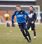 16.3.2018: Rangers training:<br /> Greg Docherty