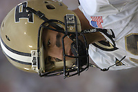 09 October 2004:   Kyle Orton, Purdue QB.<br />