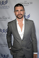 www.acepixs.com<br /> <br /> January 28 2017, Hallandale, FL<br /> <br /> Juanes arriving at the Pegasus World Cup at Gulfstream Park on January 28, 2017 in Hallandale, Florida.<br /> <br /> By Line: Solar/ACE Pictures<br /> <br /> ACE Pictures Inc<br /> Tel: 6467670430<br /> Email: info@acepixs.com<br /> www.acepixs.com