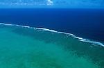 lagon de Rodrigues.. Rodrigues lagoon..