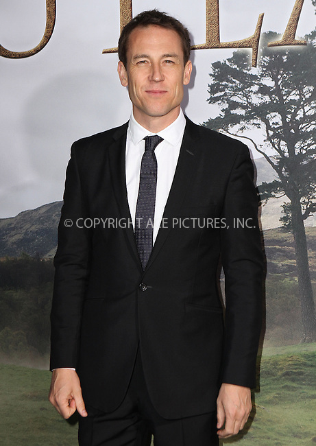 WWW.ACEPIXS.COM<br /> <br /> April 1 2015, New York City<br /> <br /> Tobias Menzies arriving at the 'Outlander' mid-season New York premiere at Ziegfeld Theater on April 1, 2015 in New York City.<br /> <br /> By Line: Nancy Rivera/ACE Pictures<br /> <br /> <br /> ACE Pictures, Inc.<br /> tel: 646 769 0430<br /> Email: info@acepixs.com<br /> www.acepixs.com