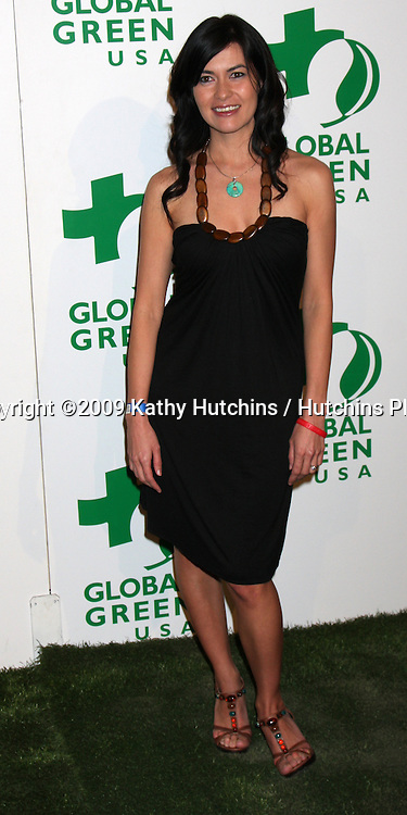 Leilani Munter arriving at the Global Green USA's 6th Annual Pre-Oscar Party  at  Avalon in.Hollywood, CA on.February 19, 2009.©2009 Kathy Hutchins / Hutchins Photo...                .