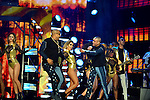 CORAL GABLES, FL - APRIL 28: Alexander Delgado and Randy Malcom Martinez of Gente de Zona performs onstage at the Billboard Latin Music Awards at the BanKUnited Center on Thursday April 28, 2016 in Coral Gables, Florida. ( Photo by Johnny Louis / jlnphotography.com )