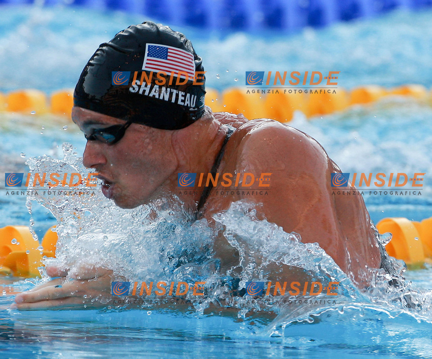 Roma 30th July 2009 - 13th Fina World Championships .From 17th to 2nd August 2009.Men's 200m Breaststroke.Shanteau Eric USA.photo: Roma2009.com/InsideFoto/SeaSee.com