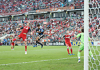 Toronto FC vs San Jose Earthquakes August 27 2011