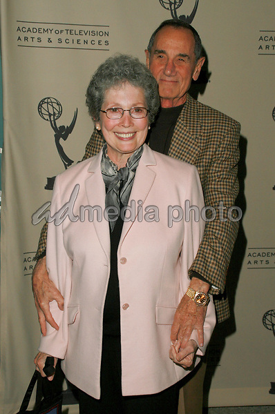 "12 October 2006 - North Hollywood, California - Jackie Joseph and David Lawrence. The Academy Of Television Arts and Sciences celebrates ""60 Years: A Retrospective Of Television and the Television Academy held at the Academy's Leonard H. Goldenson Theatre. Photo Credit: Charles Harris/AdMedia"