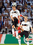 Lukas Podolski, Euro 2008. Germany-Poland in Klagenfurt (Austria) 06082008.