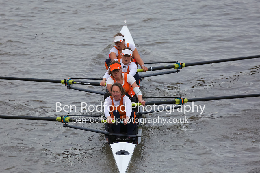Crew: 223  Lea  WB 4+<br /> <br /> Veteran Fours Head 2018<br /> <br /> To purchase this photo, or to see pricing information for Prints and Downloads, click the blue 'Add to Cart' button at the top-right of the page.