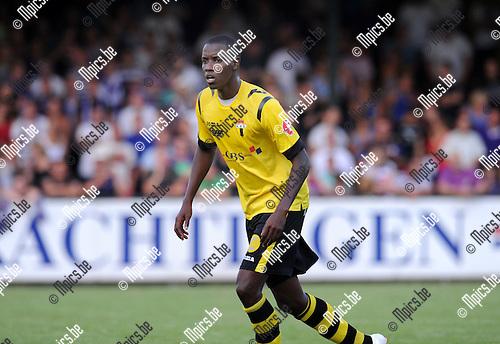 2013-08-05 / Voetbal / seizoen 2013-2014 / Berchem Sport - KFCO Beerschot-Wilrijk / Jimmy Mulisa<br /><br />Foto: Mpics.be