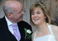 16/07/10 Nicola Sturgeon gets married