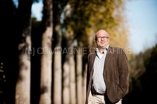 Michel Schrijvers, founder and CEO of the First-IT consultancy company (Belgium, 27/10/2014)