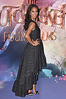 Misty Copeland<br /> 'The Nutcracker and the Four Realms' European Film Premiere at Westfield, London, England  on November 01,  2018.<br /> CAP/PL<br /> &copy;Phil Loftus/Capital Pictures<br /> 'The Nutcracker and the Four Realms' European Film Premiere at Westfield, London, England  on November 01,  2018.<br /> CAP/PL<br /> &copy;Phil Loftus/Capital Pictures