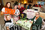 Nana Bea's cafe Launching a Halloween fundraising coffee morning for Kerry Cork Health Link Bus. Pictured Arta Debta, Christine Higgins, Joanne O'Toole, Rosaleen Higgins, Shirley Higgins