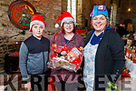 Charlie and Margaret Griffin and Heidi Castro enjoying the Farmers Christmas Market in Miltown on Saturday morning.