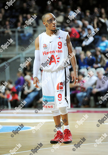 2011-10-15 / Basketbal / seizoen 2011-2012 / Antwerp Giants /  Timothy 'Tim' Black..Foto: Mpics