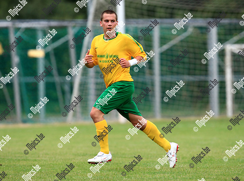 2010-06-21 / Voetbal / seizoen 2010-2011 / Schoten SK / Thomas Adriaensens..Foto: mpics