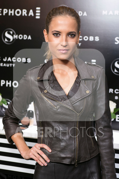 Ana Fernandez attends the SMODA Magazine and SEPHORA new Marc Jacobs Make up collection presentation at Sephora Shop in Madrid, Spain. October 6, 2014. (ALTERPHOTOS/Carlos Dafonte)