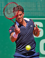 Netherlands, The Hague, Juli 21, 2015, Tennis,  Sport1 Open, Jesse Huta Galung (NED)<br /> Photo: Tennisimages/Henk Koster