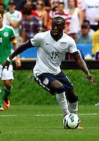 WASHINGTON, DC - June 02 2013: USA MNT v Germany MNT in the US Soccer Centennial match at RFK Stadium, in Washington DC. USA won 4-3.
