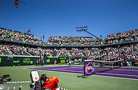 AMBIENCE<br /> <br /> Tennis - MIAMI OPEN 2015 - ATP 1000 - WTA Premier -  Crandon park Tennis Centre  - Miami - United States of America - 2015<br /> &copy; AMN IMAGES
