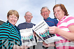 READ ALL ABOUT IT: Checking out the new Loughill Ballyhahill Parish Annual 2011 this week were committee members, l-r: Peg Prendiville, John Reidy, Michael Kearney, Mary O'Brien.