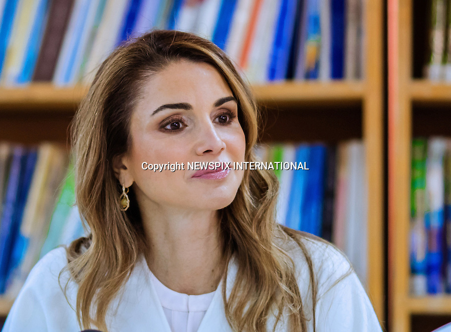 06.12.2016; Al Balqa, Jordan: QUEEN RANIA<br />