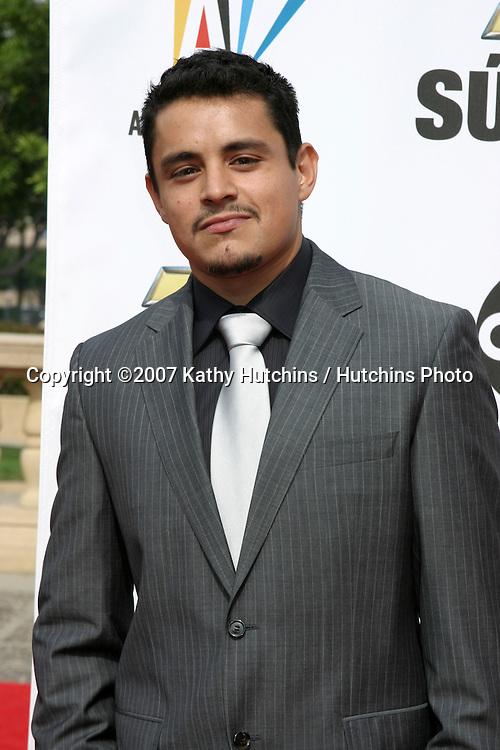 Jesse Garcia.ALMA Awards 2007.Pasadena Civic Auditorium.Pasadena, CA.June 1, 2007.©2007 Kathy Hutchins / Hutchins Photo....