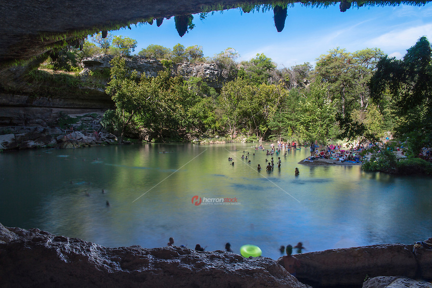 Hamilton Pool Preserve, Hamilton Pool, Dripping Springs, texas, TX, family, favorite, swimming pool, fun, Austin's, best, swimming holes, Highway 71, stalactites, color image; stock; austin stock images; austin stock photos; stock photography; stock footage; royalty free; images on demand; new; exclusive; story; visual; perfect image; ad; advertisement; creative projects; copy space; campaign; images for sale; buy; digital download; herronstock; herron stock