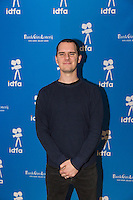 Amsterdam, november 2016, IDFA International Documentary Filmfestival Amsterdam. Premierewand IDFA in de Brakke Grond met: Kyle McDonald. Photo Nichon Glerum
