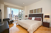 Bedroom at 1 Central Park West