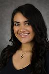 Megan Miranda, Student Employee, Ticket Sales Assistant, Athletics Department, Office of the President, DePaul University, is pictured Feb. 26, 2019. (DePaul University/Jeff Carrion)
