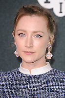 Saoirse Ronan at the London Film Festival 2017 screening of &quot;On Chesil Beach&quot; at the Embankment Garden Cinema, London, UK. <br /> 08 October  2017<br /> Picture: Steve Vas/Featureflash/SilverHub 0208 004 5359 sales@silverhubmedia.com