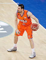 Valencia Basket Club's Rafa Martinez during Spanish Basketball King's Cup match.February 07,2013. (ALTERPHOTOS/Acero) /NortePhoto
