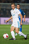 Real Madrid Marcos Llorente during Copa del Rey match between Fuenlabrada and Real Madrid at Fernando Torres Stadium in Madrid, Spain. October 26, 2017. (ALTERPHOTOS/Borja B.Hojas)