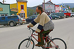 Dawson City, 2010,    Front Street Fancy Pants,THE YUKON TERRITORY, CANADA