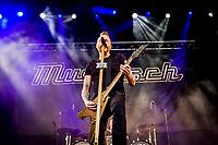 Mustasch paa Pandaemonium. Warmup day. Copenhell 2018 p&aring; Refshale&oslash;en i K&oslash;benhavn. Fire dage med rock, metal og dedikerede fans.<br /> <br /> Copenhell 2018 on Refshale Island in Copenhagen. Four days of rock, metal and dedicated fans.<br /> <br /> Foto: Jens Panduro<br /> <br /> Copenhagen, Copenhell, musikfestival, festival, musik, rockmusik, metal, hardcore, thrashmetal, punk, punkrock, metalcore, Refshale&oslash;en, Reffen, koncerter, rockkoncerter., Music Festival, Music, Rock Music, Thrash Metal, Refshale Island, Concerts, Rock Concerts.