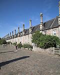 Vicars' Close, Wells, Somerset, England