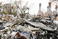 The city of New Orleans on September 17, 2005.