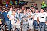 Dermot McCarthy, Ballyduff celebrating his 40th birthday with family & friends at Lowe's Bar, Ballyduff on Saturday night last.