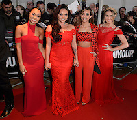 Little Mix at the Glamour Women of the Year Awards 2015 at Berkeley Square gardens.<br /> June 2, 2015  London, UK<br /> Picture: Dave Norton / Featureflash