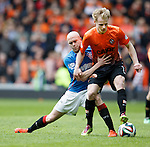 Nicky Law and Gary Mackay-Steven