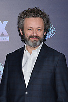 NEW YORK - MAY 13: Michael Sheen attends the Fox 2019 Upfront Red Carpet arrivals at the Wollman Rink in Central Park on May 13, 2019 in New York City. (Photo by Anthony Behar/Fox/PictureGroup)