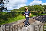 Eileen O'Sullivan who took part in the Killarney Women's Mini Marathon on Saturday last.