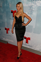 New York, NY -  May 13 : Fernanda Castillo attends Telemundo's 2014 Upfront in New York<br /> held at Jazz at Lincoln Center's Frederick P. Rose Hall<br /> on May 13, 2014 in New York City. Photo by Brent N. Clarke / Starlitepics