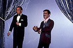 Frank Sinatra and Sammy Davis Jr. wax figures at Wax Museum in Buena  Park, CA circa 1981 scanned 11-17 on Epson Scanner.