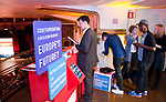 Brussels-Belgium - April 27, 2017 -- European Dialogue 2017 'EUROPE: REWRITE THE RULES FOR SHARED PROSPERITY', organized by Hans Boeckler Foundation in conjunction with the European Trade Union Institute / ETUI, at Albert Hall -- Photo © HorstWagner.eu