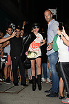 www.acepixs.com<br /> July 11, 2018 New York City<br /> <br /> Lady Gaga was seen leaving MILK Studios on July 11, 2018 in New York City.<br /> <br /> Credit: Kristin Callahan/ACE Pictures<br /> <br /> <br /> Tel: (646) 769 0430<br /> e-mail: info@acepixs.com
